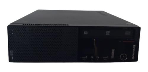 Imagem 1 de 5 de Computador Lenovo E73 Sff Core I5 4430s 4gb Ddr3 Hd 250gb