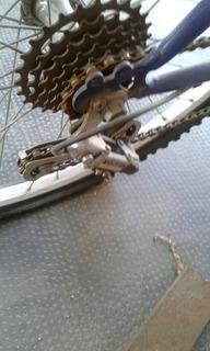Bicicleta Rodado 16 Con Cambios