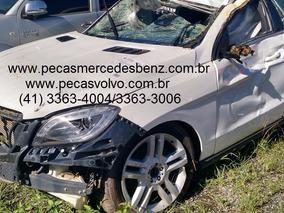Mercedes Ml350 2015 Nova Cdi Diesel / Bluetec / Peças/motor