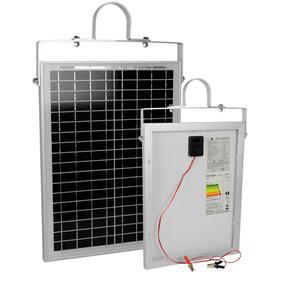 Módulo Solar El(p)2 20w Para Eletrificador Lb80 Rural