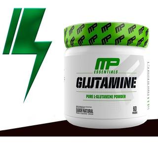 Glutamina Muscle Pharm - 300g Importada Pura L-glutamine
