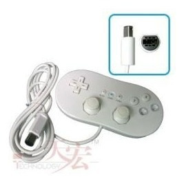 Controle Classic Gamecube E Wii
