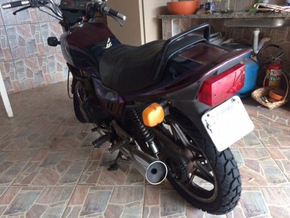 Honda Cb 450 Dx 1992