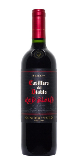 Vino Casillero Del Diablo Red Blend 2017