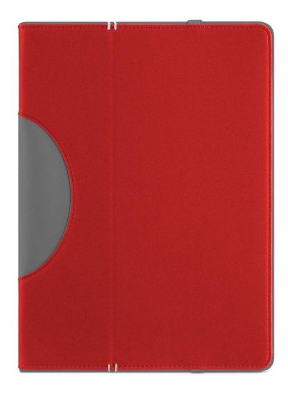 Capa Case Para iPad Air Protetora Original Stand - Vermelha