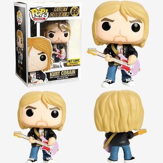 Funko Pop! Kurt Cobain (hot Topic)