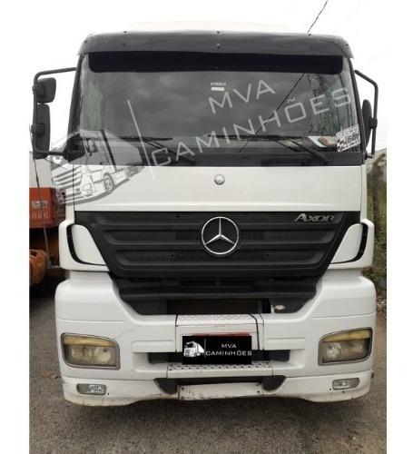 Imagem 1 de 13 de Caminhão Mercedes 2035 - 4x2 T