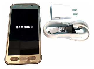 Galaxy S7 Active Sm-g891a 32 Gb Sandy Gold Sin Contrato...