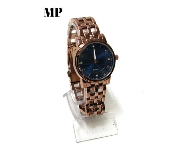 Relógio Feminino Quartiz Modelo 9095 Resistente Amp