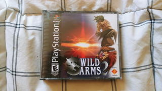 Wild Arms 2 Ps1 Black Label