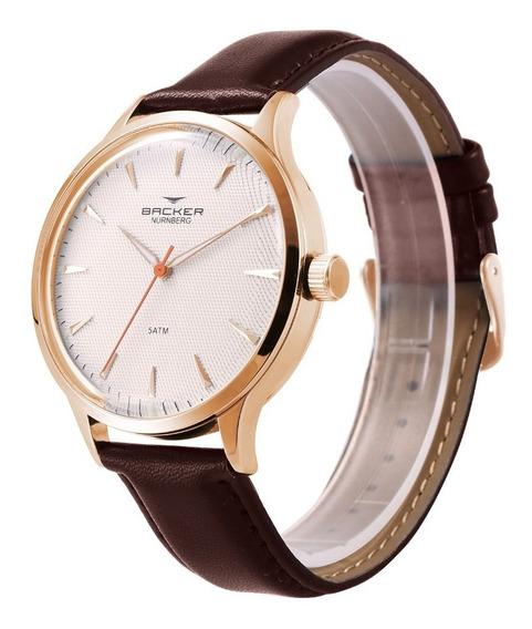 Relógio Backer Nurnberg - 16106142m