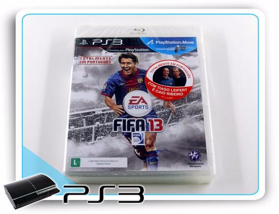 Ps3 Fifa 13 Original Playstation 3 Novo Lacrado