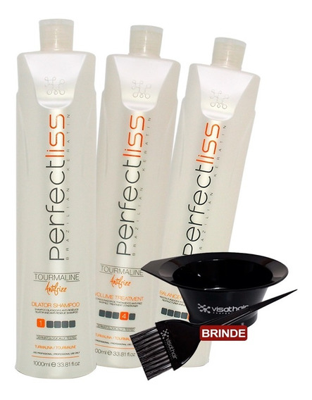 Progressiva Perfect Liss C/ Ativo 1000ml Visat Hair