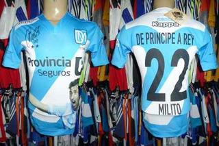 Racing 2016 Camisa Despedida Diego Milito Tamanho Pp.