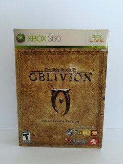 The Elder Scrolls Iv Oblivion Collector