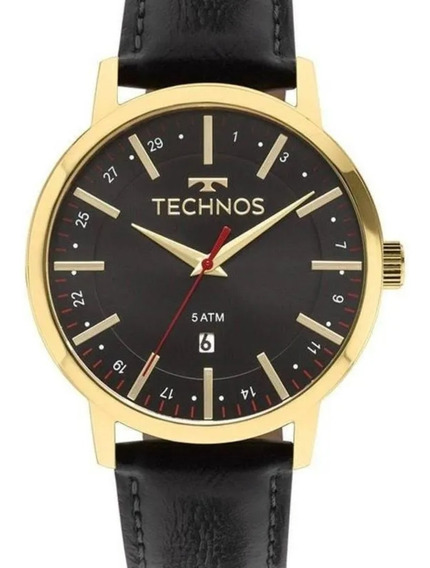 Relógio Technos 2115mmi/4p