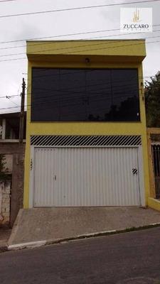 Sobrado Residencial À Venda, Jardim Luana, Itaquaquecetuba. - So2732