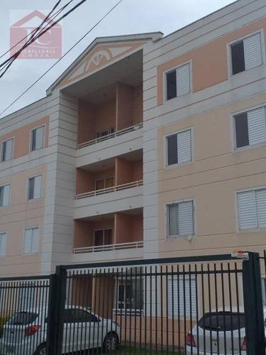 Apartamento Com 2 Dormitórios À Venda, 48 M² Por R$ 150.000 - Jardim Ísis - Cotia/sp - Ap0422