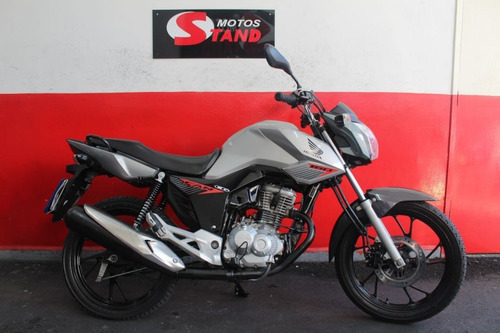Imagem 1 de 10 de Honda Cg 160 Fan 160 Cg Fan 160 2020 Prata