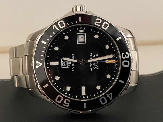 Relogio Tag Heuer Aquaracer Calibre 5 Ref. Wan2110.