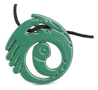 Figura Verde Dije Lara Tomb Raid Hermoso Igo