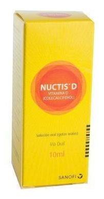 Nuctis D Solución Oral