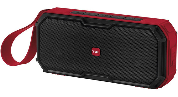 Caixa De Som Bluetooth Tcl Bs30b À Prova D´água 30w