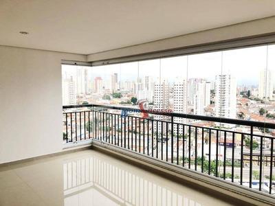 Apartamento Residencial À Venda, Água Rasa, São Paulo. - Ap2039