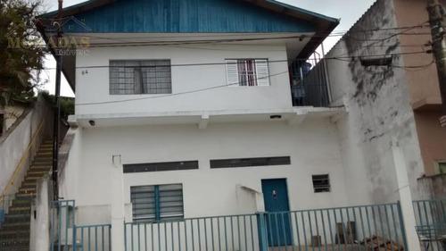 Casa / Sobrado Para Venda Em Embu Das Artes, São Leonardo, 3 Dormitórios, 1 Banheiro, 1 Vaga - 1818_1-1089108