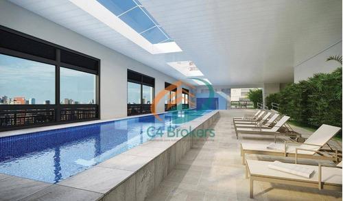 Imagem 1 de 17 de Apartamento Residencial À Venda, Jardim Flor Da Montanha, Guarulhos. - Ap0203