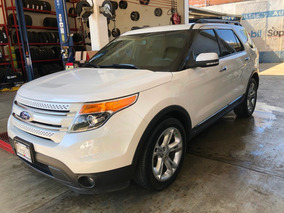 Ford Explorer 4.0 Limited V6 Sync 4x4 Mt