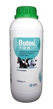 Butox Carrapaticida P Ce25 Pulverizacão 1 Litro