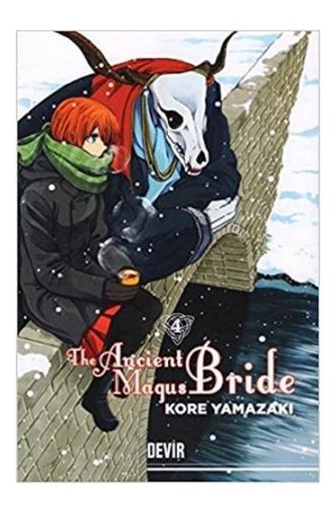 The Ancient Magus Bride: Vol 4 - Devir