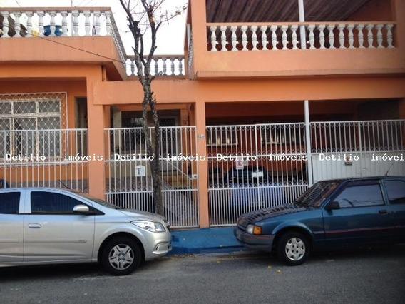 Casa Para Venda Em São Paulo, Vila Diva, 2 Dormitórios, 2 Banheiros, 2 Vagas - Cas211031