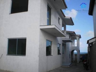 Casa Residencial À Venda, Loteamento Colinas De Pitimbú Em Praia Bela, Pitimbú - Ca0069. - Ca0069