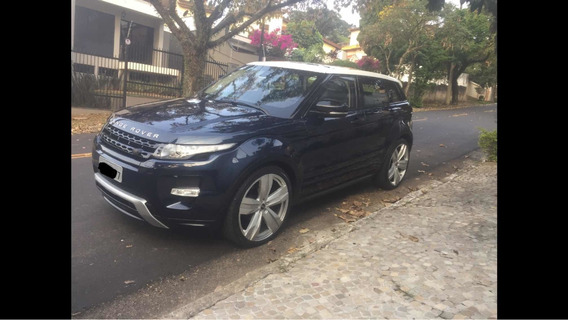 Land Rover Range Rover Evoque Cabrio Dynamic