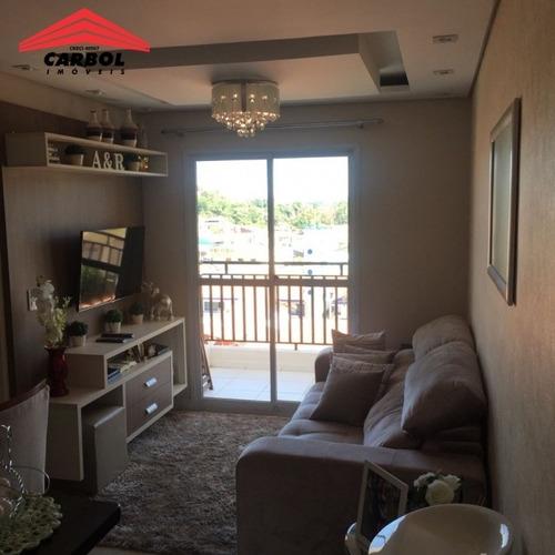 Imagem 1 de 11 de Excelente Apartamento - 2 Dorm. - 1 Vaga Coberta - 360436f