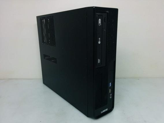 Pc Gamer A8 -6500 8gb Hd500 Gpu 8570d Teclado Mouse Gamer
