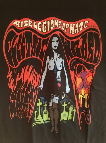 Imagen 1 de 2 de Electric Wizard - Rise Legions Of Hate - Metal - Polera