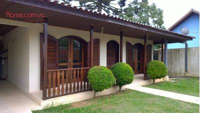 Casa 4 Quartos No Vista Alegre, Curitiba - Ca0080. - Ca0080