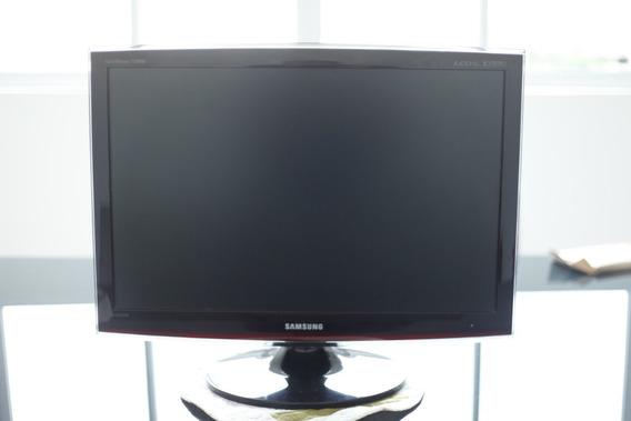 Tv Samsung T240m - 24 Polegadas - Com Controle Remoto