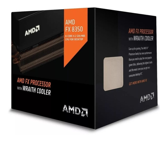 Processador Amd Fx 8350 Eight 8-core 4ghz 16mb De Cache Am3+