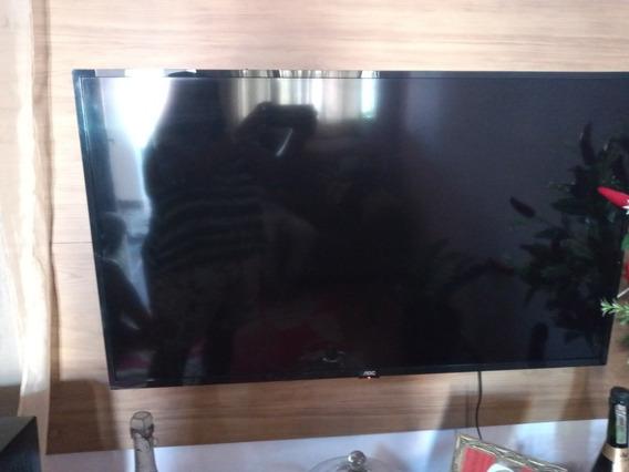 Tv Aoc 52 Polegada