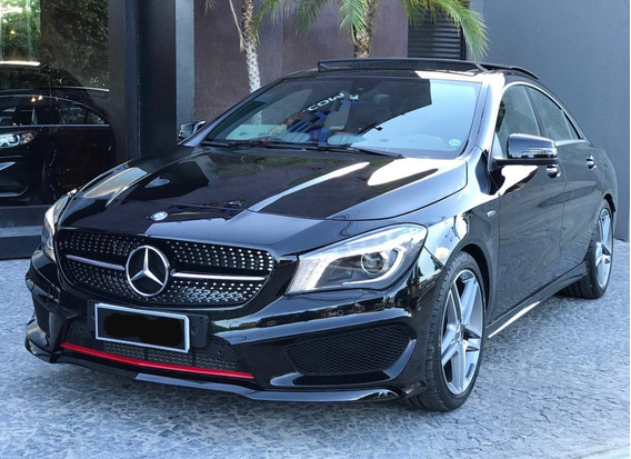 Mercedes-benz Classe Cla 2.0 Sport Turbo 4matic 4p 2016