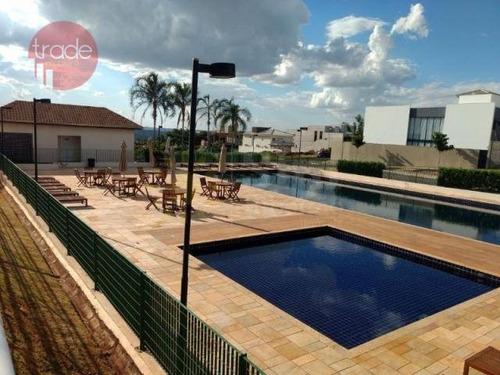 Terreno À Venda, 374 M² Por R$ 390.000,00 - Condomínio Terras De Siena - Ribeirão Preto/sp - Te1499
