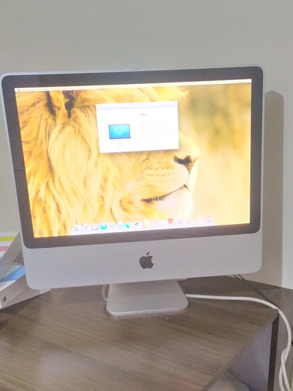 iMac 2007 Intel Core 2 Duo 4 Gb Original Envio Imediato