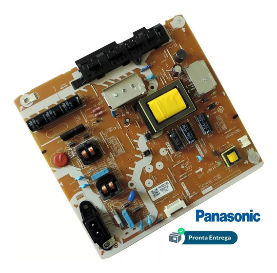 Placa Fonte Tv Panasonic Tc-32es600b Tnpa6321 Nova Original
