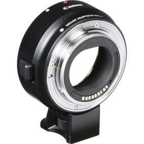 Adaptador Canon Ef-eos M P/ Lente Canon Ef-m - Loja Platinum