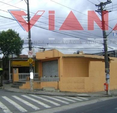 Comercial Para Venda, 0 Dormitórios, Rudge Ramos - São Bernardo Do Campo - 2672
