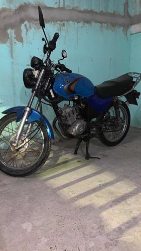 Yamaha Ybr 125cc (só Para Uso De Peças) Ofertas On!!!